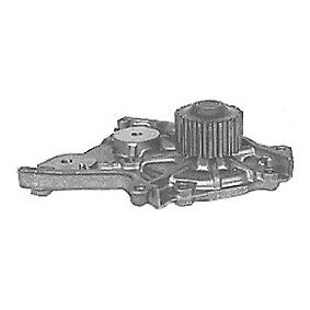 Protex Water Pump PWP2032 fits Mazda MX-6 2.2 i Turbo (GD)