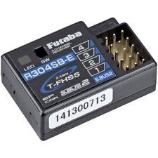Futaba R304SB-E 4-Channel 2.4GHz TFHSS Telemetry Receiver FUTL7681 / 01102180-3