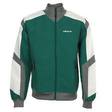 adidas Originals EQT Wind Jacket Windbreaker Colorado Jacke Windjacke Grün Grau