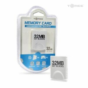 Tomee M03820 32MB Memory Card For GameCube / Wii