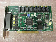 Advantech pci-1760u RELAY 8 canali isolati ingresso digitale Universal PCI CARD