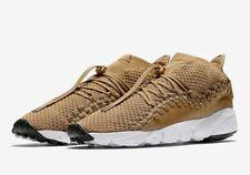 Nike Footscape NM Woven Chukka Flyknit AO5417-200 Beige UK 9.5 EU 44.5 RRP £165