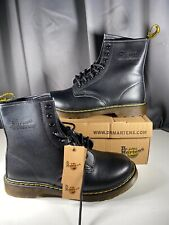 Dr Martens Size UK 12 US 13 EU 45 Black 8 Eyelet Boot 1460 Made in England BNWT
