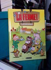 La ferme, Tome 1 : Bio-divertissement - Exemplaire Dédicacé - BD d'Humour
