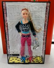 """New! BarbieSignature - Keith Haring Doll 11.5"""" - Limited Edition Collector"""