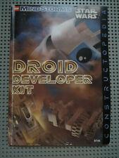 LEGO Mindstorms 9748  Droid Developer Kit    kpl. + Bauanleitung