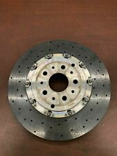 2012 Ferrari California Rear Left Driver Brembo Carbon Ceramic Brake Rotor OEM