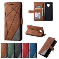 For Xiaomi Redmi 9 8A Note 9S 8T 7 Pro Flip Leather Card Wallet Stand Case Cover