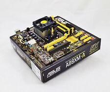 AMD A8 7650K 3.8Ghz Quad Core Asus A88XM-A HDMI CPU Mainboard Bundle ohne RAM