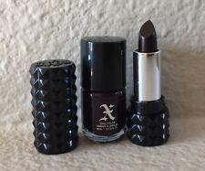 Kat Von D KvD Formula X Duo Homegirl Studded X: Mini Lipstick + Nail Polish