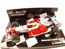 Minichamps Panasonic Toyota Racing TF105 R. Schumacher