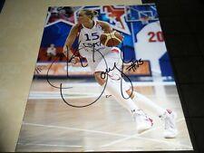 KATIE DOUGLAS SIGNED/AUTOGRAPHED 8X10 PHOTO INDIANA FEVER WNBA