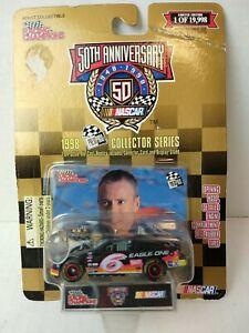 Racing Champions 1998. 50th Ann. NASCAR Mark Martin #6. Eagle One.  #1016