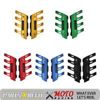 Front Fender Slider Guard For Kawasaki Z750 Z1000 Yamaha MT09 BMW R1200GS Honda
