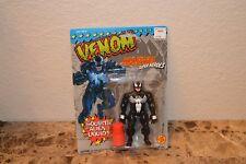 Marvel Super Heroes VENOM w/Squirt Alien Liquid Toy Biz 1993 Action Figure