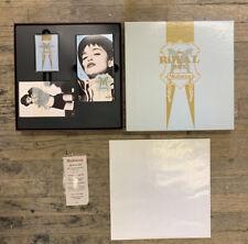 MADONNA THE ROYAL BOX SATIN CD BOX SET Open Box All New Inside Sealed Rare Promo