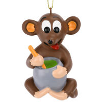 Tree Buddees Not Even A Mouse? Christmas Ornament Funny Xmas Santa Snow Winter