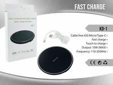 xx Base Di Ricarica Wireless Fast Charge KD-1 10W Per Smartphone mar