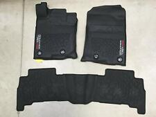 2013-2020 TOYOTA 4RUNNER TRD PRO ALL WEATHER/RUBBER FLOOR MATS PT908-89200-02