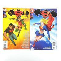 Superman Batman 13 26 Michael Turner 2004 DC Comics Supergirl Robin Superboy