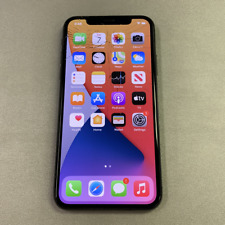 Apple iPhone X - 256GB - Gray (XFinity) (Read Description) BJ1129