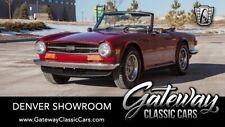 New listing 1974 Triumph Tr-6