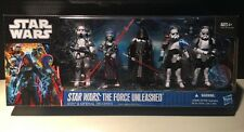 Star-Wars-The-Force-Unleashed-Sith-Imperial-Troopers-TRU-Exclusive-5-Pack-NIB