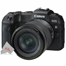 Canon EOS RP Mirrorless Digital Camera Black with Canon RF 24-105mm lens
