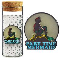 Cast What/'s My Name Badge The Little Mermaid Grimsby Disney Pin 128645