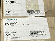 NIB Siemens PC5666 - ND Breaker 3pole Plug-in Mount Assembly Line-Load