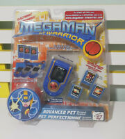 MEGAMAN NT WARRIOR  ADVANCED PET MEGAMAN PACK! COLLECTABLE TOY 2004! WORKS!