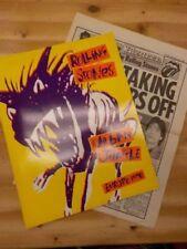 Rolling Stones Memorabilia Concert Memorabilia