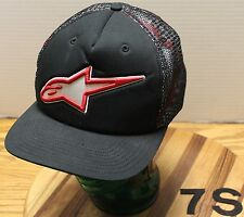 VERY NICE FLAT FITTY SNAPBACK HAT BLACK IN EXCELLENT CONDITION