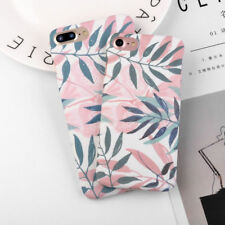 For iPhone 5 SE 6 6s 7 8 Plus Case Shockproof Ultra Thin Pattern Hard Back Cover