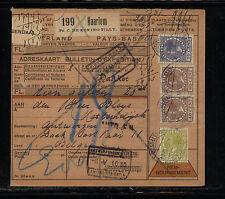 Netherlands   parcel   card   ?         KL0404