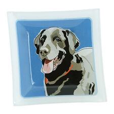 Department 56 Go Dog Black Lab Snack Plate ~ 4042004