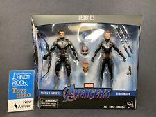"[Toys Hero] In Hand Marvel Ledends Avengers 4 6"" Marvel's Hawkeye & Black Widow"