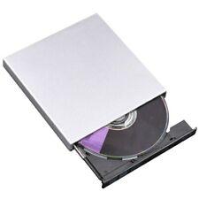 Ultra Slim External DVD Blu-ray 6X Burner 4K DVD Drive Burner USB2.0 for PC