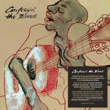 Confessin' The Blues 2 CD Various Artists - Release November 2018