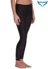 iQ UV 300 Leggings Slim Fit Women Damen XS S M L XL XXL black schwarz Sport Hose