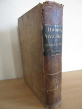 Human Physiology for Students & Practitioners - John C. Dalton, M.D. 1875