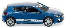 Wiking Ho 1:87 007303 Vw Scirocco - blue metallic - New