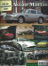 Uit de Archieven van Aston Martin  • Haakman 2009 •  EXCELLENT