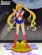 Bandai Japan Official Sailor Moon Crystal Figure Zero