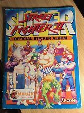 ALBUM completo SUPER STREET FIGHTER 2 Merlin