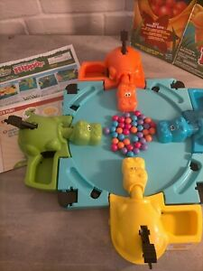 Hungry Hungry Hippos Board Game Hasbro complete