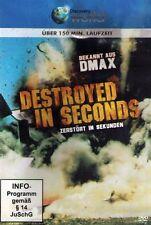 DVD NEU/OVP - Destroyed In Seconds - Zerstört in Sekunden - Discovery World