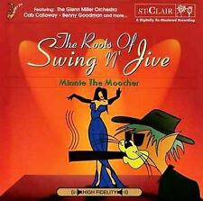 The Roots of Swing N Jive Retro 1998 Canadian IMPORT CD FREE US SHIPPING
