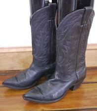 Vintage NOCONA Western LEATHER Cowboy Rodeo BOOTS 7 Mens 40