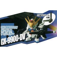 SD Gundam Warrior NEXT 13 Gashapon - GX-9900-DV Gundam X Divider